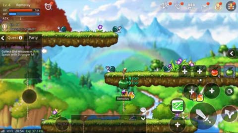 weapon-in-maplestory-m